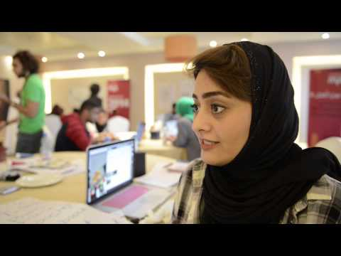 Marwa Al Bahrani, Project Manager of Ubar