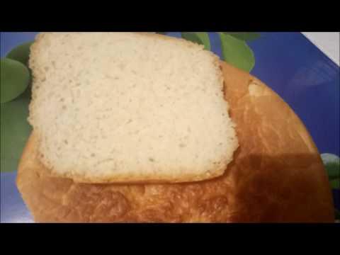 Вкусный хлеб в мультиварке
