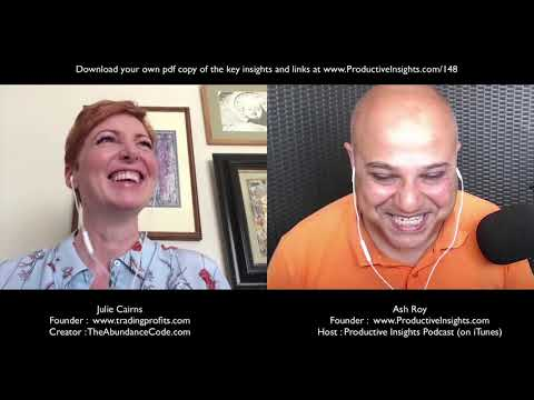 3 Steps to developing a $6 million dollar mindset - with Julie Carins
