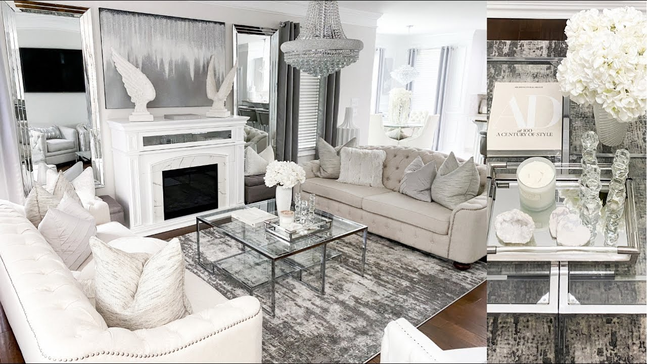 *NEW* SUMMER CLEAN AND DECORATE WITH ME 2021 | Living Room Deep Clean | Cleaning Motivation
