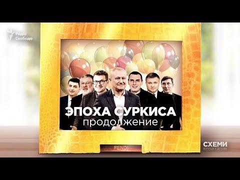 Радіо Свобода: «Эпоха Суркиса». Что юбиляр подарил Баканову? И кто еще пришел на праздник? || СХЕМЫ №228