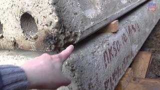 Пустотные плиты перекрытия с браком - Домтвой РФ(, 2015-07-31T20:04:43.000Z)