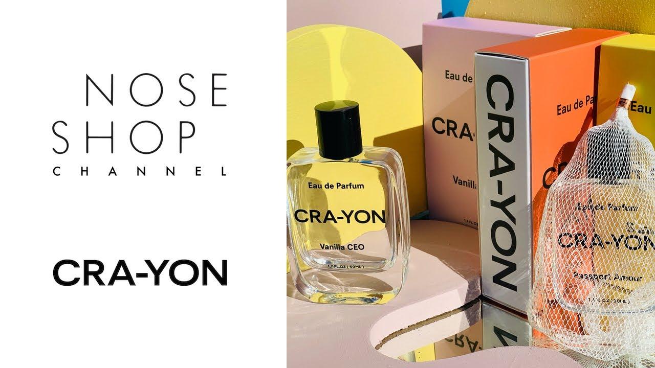 【香水】一吹きの香りがあなたの世界をカラフルにするーCRA-YON(クレヨン)