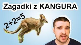 Zagadki z kangura matematycznego (ambitne)