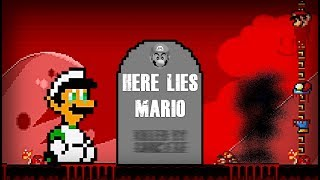 THE TRUE VILLIAN BEHIND MARIO.EXE IS REVEALED!! | SMB1.EXE