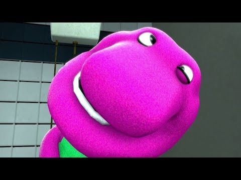 Barney Takes a Dump from YouTube · Duration:  1 minutes 20 seconds