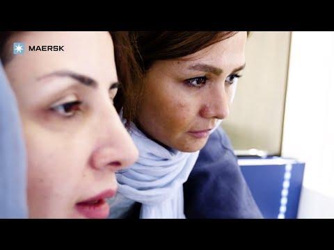 Maersk Line's new Iran office