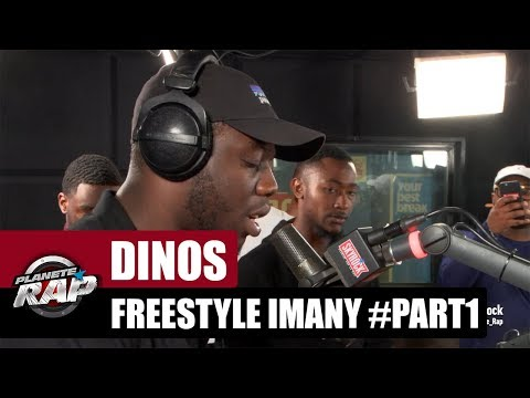 Dinos - Freestyle Imany #PART1 #PlanèteRap