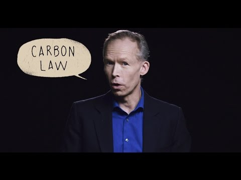 The #CarbonLaw - A roadmap for rapid decarbonisation