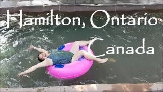 Vlog #90   First time wearing a disposable swimsuit at Wild Waterworks