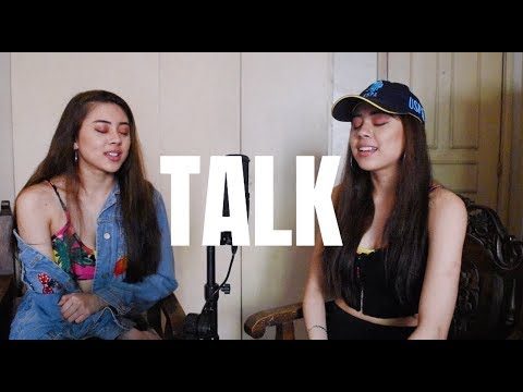 Talk - Khalid (cover)