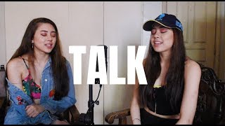 Talk - Khalid (cover)