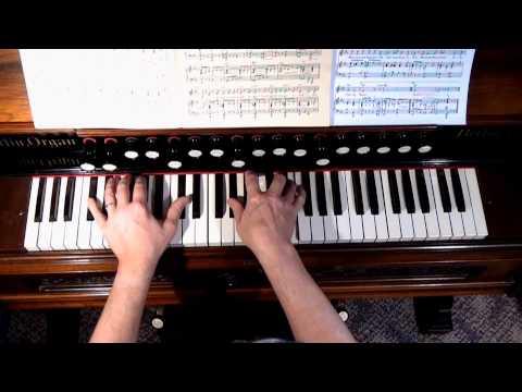 Opus 103 (The Teddy Bears' Picnic) - John W Bratton - Berlin Reed Organ