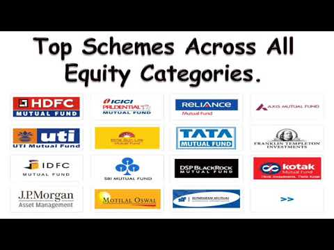 Top Equity Mutual Funds Across Categories | Best performing schemes for last 3 years.
