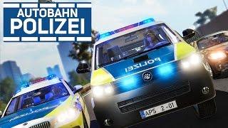 AUTOBAHNPOLIZEI-SIMULATOR 2: Wache, Polizeiautos und Streife | PREVIEW Autobahn Police Simulator 2
