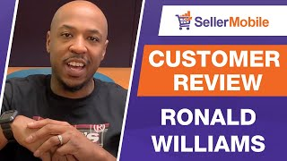 Sellermobile customer review ronald williams