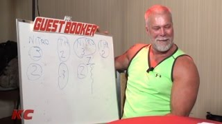 "Kevin Nash - Shows The CHAOS Of Booking Wrestling + 3 Hour Shows ""Horrifying"""