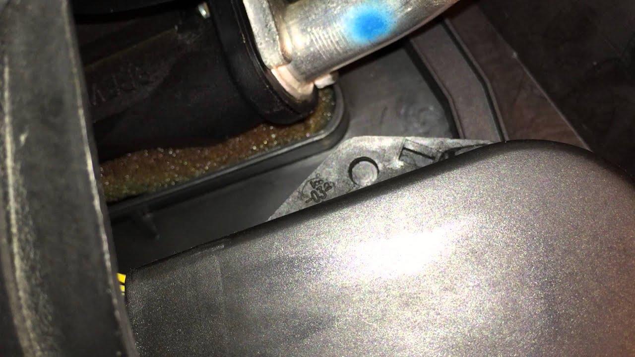 Vauxhall Omega O S Or Driverside Heater Blower Failure Youtube Opel Fuse Box