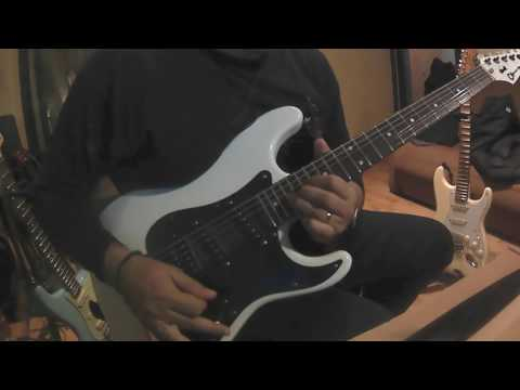 Panos A Arvanitis rock licks improvisation