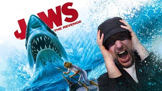 Jaws 4: The Revenge - Nostalgia Critic
