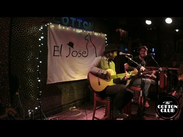 El Jose en directo en Cotton Club Bilbao  La herida