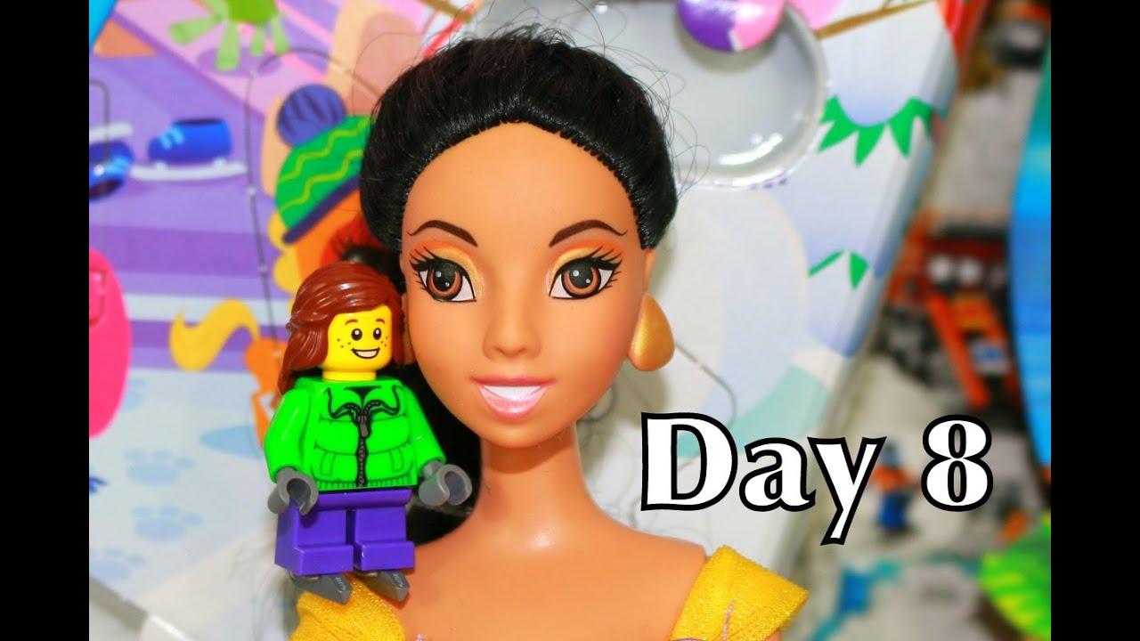 Surprise Toys Christmas Advent Calendar Disney Princess Jasmine ...