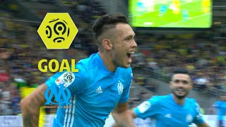 Goal Lucas OCAMPOS (87') / FC Nantes - Olympique de Marseille (0-1) / 2017-18