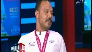 هانى عبد السلام الفائز ببرونزية فى بطولة العالم للسباحة يروي كيف أصبح بطلًا لـ«السباحة»