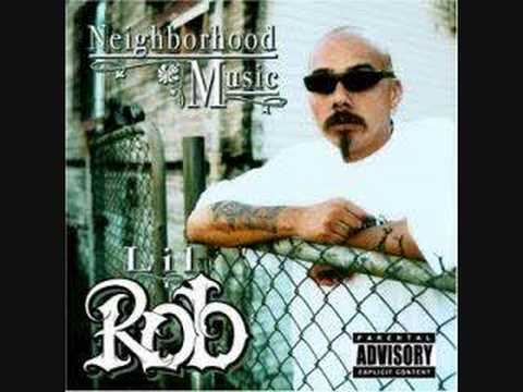 Lil Rob-Neighborhood Music