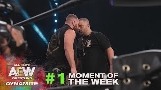 Did Jon Moxley Finally Fall? | AEW Dynamite, 9/23/20