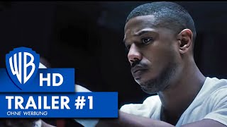 CREED II - Offizieller Trailer #1 Deutsch HD German (2019)