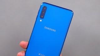 Download Video Samsung Galaxy A7 2018: Unboxing & erster Eindruck   deutsch MP3 3GP MP4