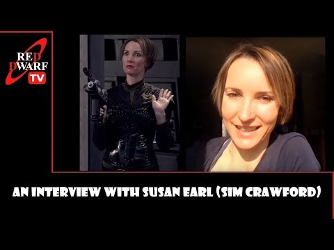 An Interview With Susan Earl (Sim Crawford)