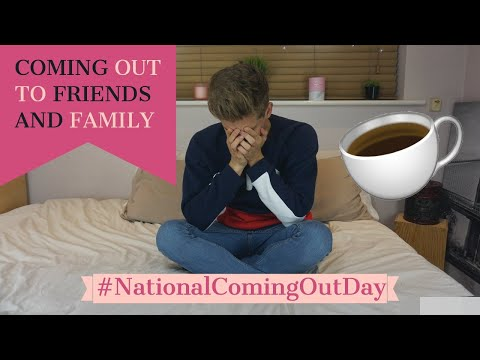 MY COMING OUT STORY National Coming Out Day 2018   SPILL THE TEA