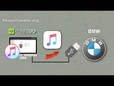 How to Put iTunes Music on your BMW Car