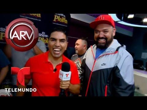 Intocable tocó Arrepentido c instrumentos de juguete  Al Rojo Vivo  Telemundo