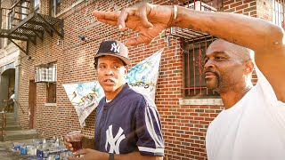 NYC Most Dangerous Neighborhoods? : Walking Brownsville \u0026 East New York, Brooklyn via Sutter Avenue