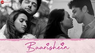 Baarishein Official Music   Ankit Rajput   Shivangi Bhayana   Alan Kapoor   Aslam Khan