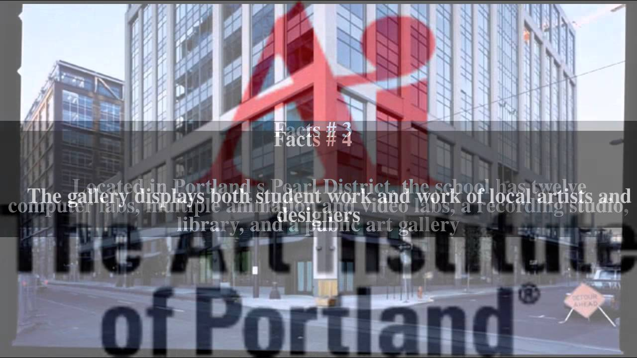 art institute of portland top 8 facts youtube