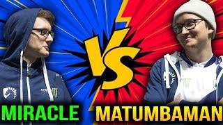 Miracle vs Matumbaman - Nice Try Dude!