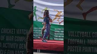 Qatar Ma Nepali Daju Vai Ko Danc