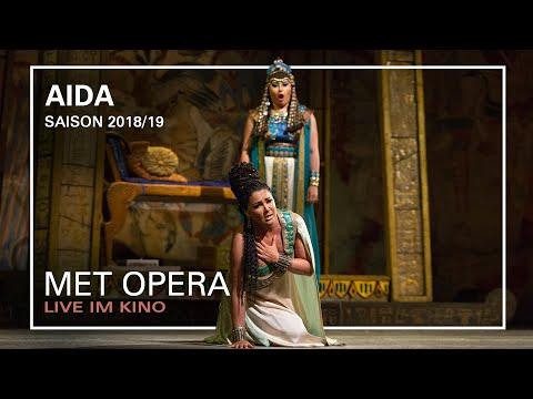 阿依達 歌劇 The Met 2019 (Aida The Met 2019)電影預告