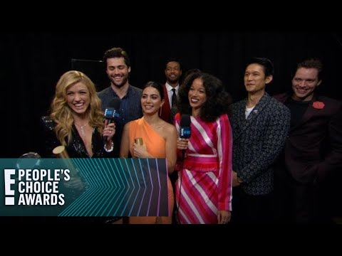 """Shadowhunters"" Star Harry Shum Jr. Reveals Sex of Unborn Child 