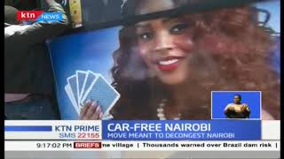 Both private and public vehicles will not be allowed in some Nairobi street