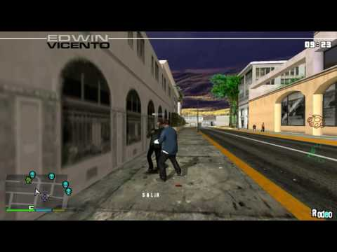 Animation Watchdogs 2 For GTA SA Android | Animaciones De Watchdogs Para GTA SA Android