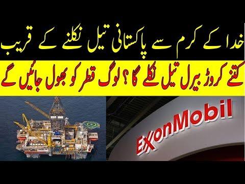 Pakistani Oil Reserves are Near to Explore: Exxon Mobil