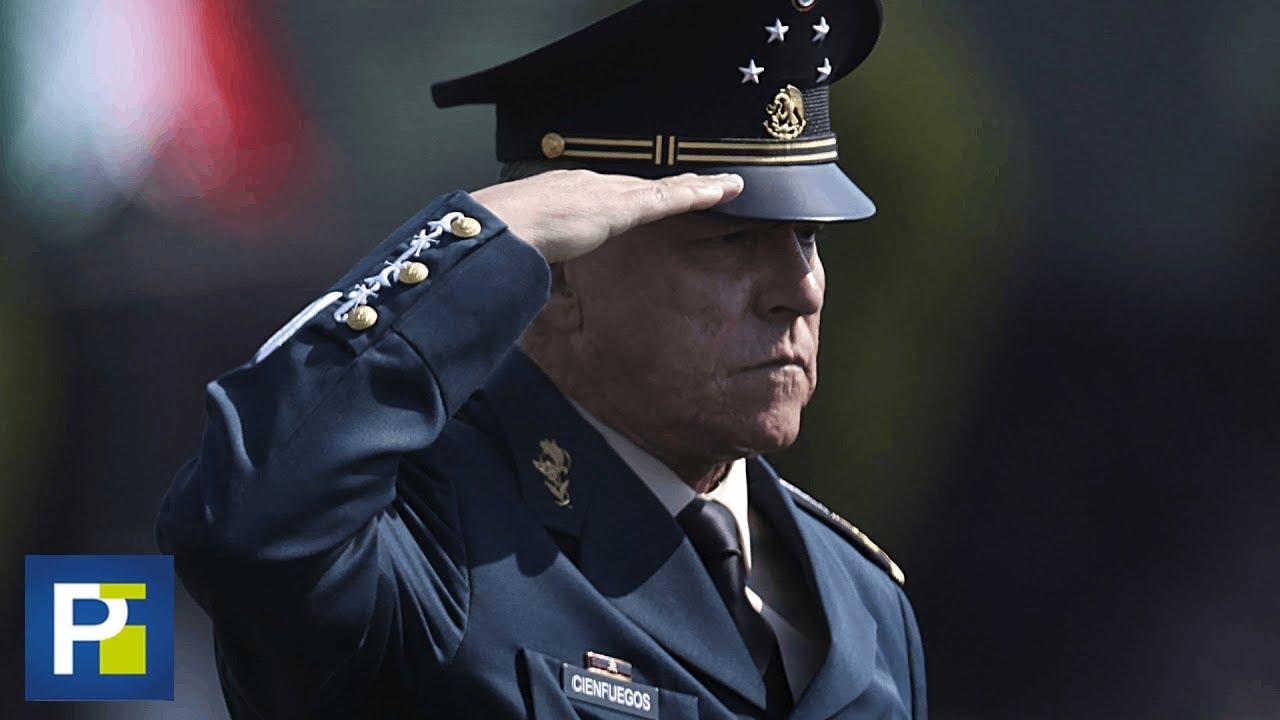 Mensajes sobre supuesta ayuda a un cártel: lo que dice investigación del caso del general Cienfuegos