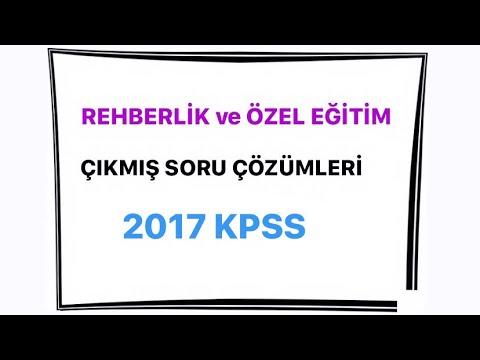 2019 KPSS ÖLÇME Ve DEĞERLENDİRME ÇIKMIŞ SORULAR