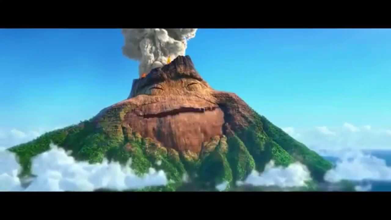 Lava Movie - I Have A Dream|2015|Pixar Animation Short Movie|Pixar ...