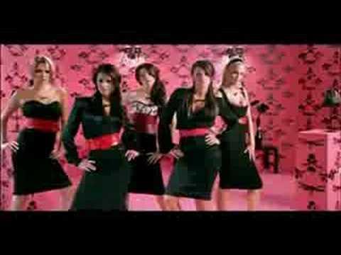 Girls Aloud - Watch me go